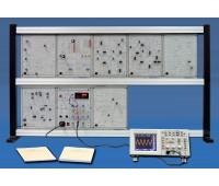 Учебный стенд для изучения основ телекоммуникационной техники KL-900A