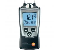 Карманный влагомер древесины и стройматериалов Testo 606-2 измерение влажности и температуры окружающего воздуха