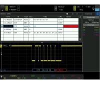 Запуск и декодирование по сигналам шин CAN/LIN Agilent DSOX6AUTO для серии DSOX/MSOX6000