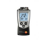 2-канальный измеритель температуры Testo 810 с ИК-термометром