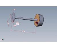 Активная антенна Pendulum АСМ Вариант №9.1
