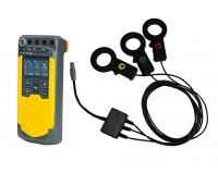 Измеритель параметров электрических сетей РС-30 с клещами КТИР-500
