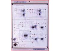 Модуль для изучения амплитудной манипуляция/демодуляции KL-94005 (опция KL-900D) для KL-900D
