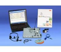 Учебный комплекс беспроводной передачи данных GPS/GSM DGS-200