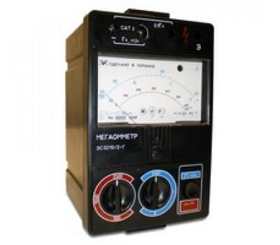 Измеритель сопротивления изоляции ЭС0202/2Г