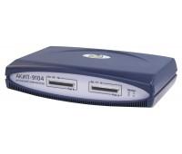 Выход генератора кодовых последовательностей ATLA500-PAT для АКИП-9104