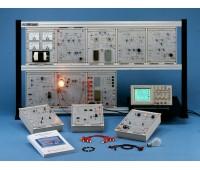 Стенд-тренажер «Силовая и промышленная электроника» KL-500