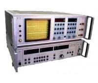 Измеритель модуля коэффициентов передачи и отражения Р2-115