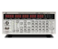 Высокочастотный векторный генератор сигналов АКИП-7SG396