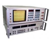 Измеритель модуля коэффициентов передачи и отражения Я2Р-72