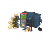 3-х фазный анализатор мощности регистратор Extech 382091