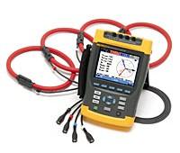 Анализатор качества электроэнергии для 3-фазной сети Fluke 434 II
