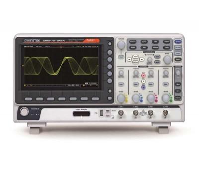Осциллограф смешанных сигналов GW Instek MSO-72204EA