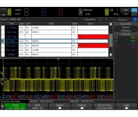 Запуск и декодирование по сигналам шин MIL-STD 1553 и ARINC 429 Agilent DSOX6AERO для серии DSOX/MSOX6000