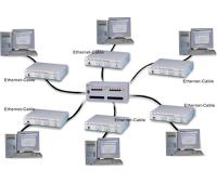 Учебная система для изучения протокола TCP/IP ITS-101A