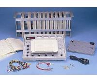 Стенд для практических занятий по электрическим цепям KL-100