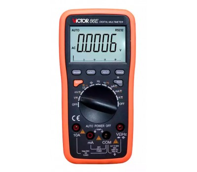Мультиметр цифровой Victor 86E