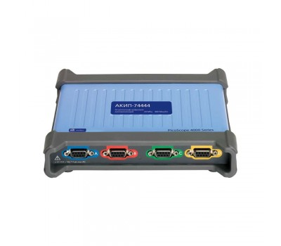 USB-осциллограф АКИП-74444