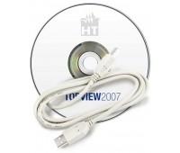ПО управления + USB кабель TOPVIEW2007