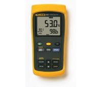Одноканальный цифровой термометр Fluke 53-2 B 50HZ