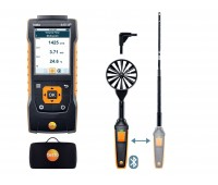 Testo 440 delta P комплект для вентиляции 1 с Bluetooth®