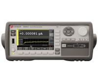 Фемто/пикоамперметр и электрометр Agilent B2981A