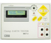 Измеритель сопротивления заземления MULTI MET-2