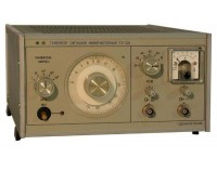 Генератор низкочастотный Г3-120