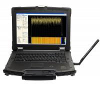 Портативный цифровой анализатор спектра Aaronia SPECTRAN ® HF-XFR
