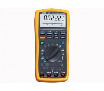 Мультиметр цифровой TrueRMS Victor 189