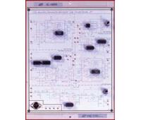 Модуль для изучения дельта-модуляции/демодуляции KL-94004 (опция KL-900D) для KL-900D