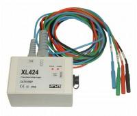 Измеритель параметров электрических сетей HT Italia XL424