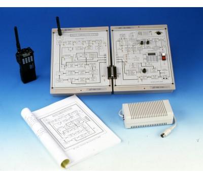 Учебный стенд для изучения аналоговых устройств радиосвязи KL-900B